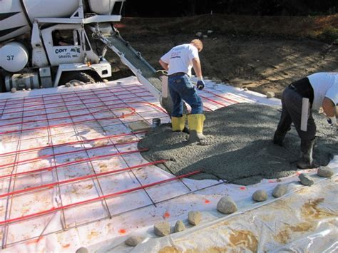 BrainRight   Radiant Floor Heating