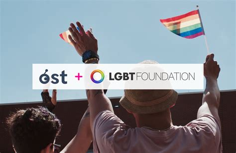 Blockchain with Pride: LGBT Foundation and OST Announce ...