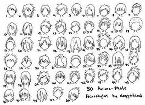 anime guy hair anime  clarissa