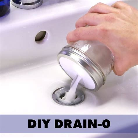 how to clean clogged kitchen sink drain unclog drains without scary chemicals nifty hacks 9330