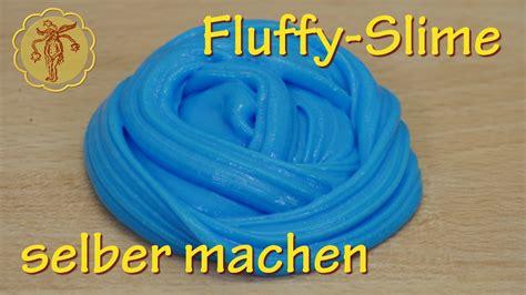 fluffy slime selber machen ohne waschmittel und ohne