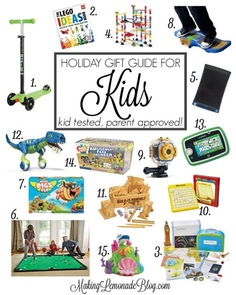 15 best holiday gifts for kids kid tested parent