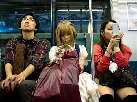 Almost Half Of Young Japanese Women Are Not Interested In