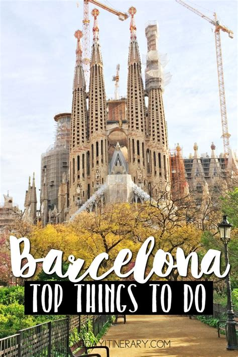 One Day in Barcelona (Guide) - What to do in Barcelona, Spain