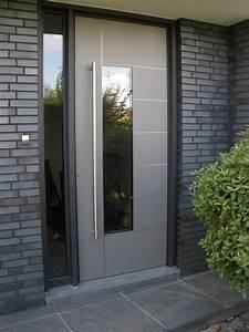 Portes Et Fenetres : la porte d entr e en alu portes et fen ~ Voncanada.com Idées de Décoration