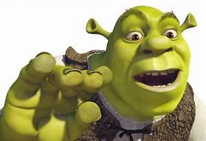 Transparent Shrek Face | www.pixshark.com - Images ...