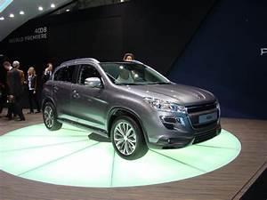 Peugeot 4008 7 Places : salon de gen ve peugeot 4008 en photos ~ Medecine-chirurgie-esthetiques.com Avis de Voitures