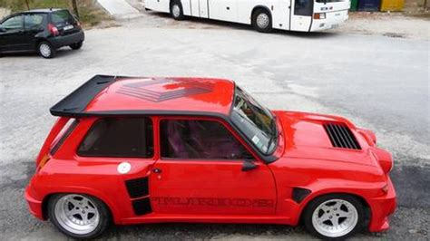 Renault 5 Turbo 2 For Sale by Classified Ad Of The Week Renault 5 Turbo 2 Top Gear