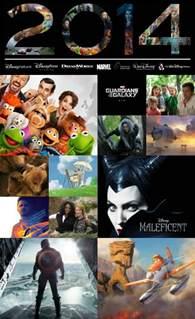 Disney Movies 2014 List