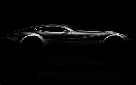 Car Wallpaper Black And White by Black Car Wallpapers Wallpaper Cave