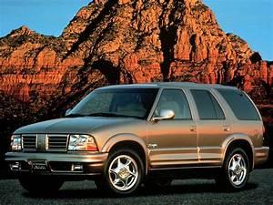 Oldsmobile Bravada X-scape Concept  1998