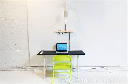 Homemade Diy Office Fold Modern Ep24 Pipe