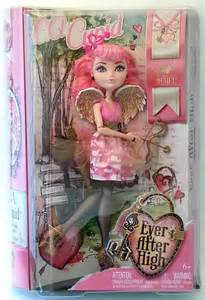 Ever After High Cupid Doll
