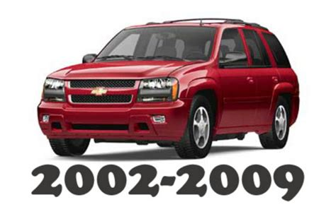 download car manuals pdf free 2002 chevrolet blazer instrument cluster 2002 2009 chevrolet trailblazer service repair workshop manual download 2002 2003 2004 2005 2006