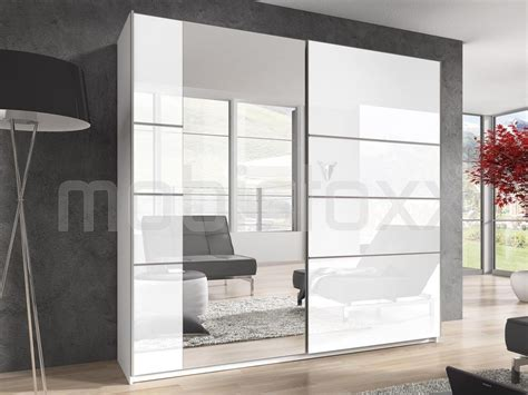 cuisine ikea blanc laqué armoire blurry 2 portes 220 cm blanc blanc laqué chez