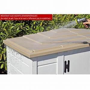 Coffre De Jardin En Resine : coffre de jardin r sine pvc 1100l evo 138 x 22 x 90 cm gamm vert ~ Teatrodelosmanantiales.com Idées de Décoration