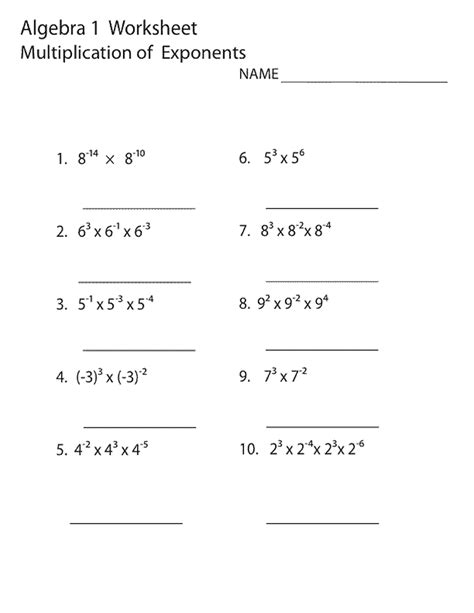 9th grade math worksheets learning printable
