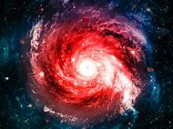 Nebula Galaxy Universe