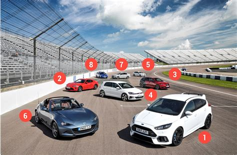 cheap but fast sports cars the best cheap fast cars the parkers test parkers