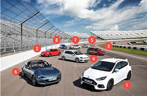The best cheap fast cars: The Parkers Group Test