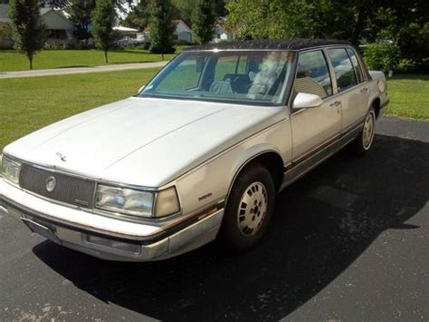 1988 Buick Park Avenue by Sell Used 1988 Buick Park Avenue With 3800 V6 In