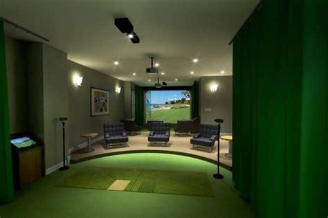 25+ Best Ideas About Golf Simulators On Pinterest