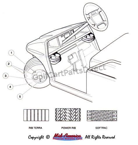 club car ds gas  electric club car parts accessories