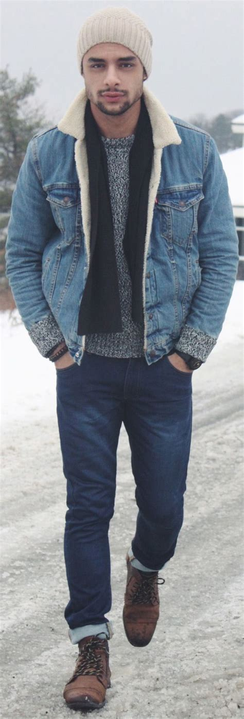 Winter Wonderland Outfit Men