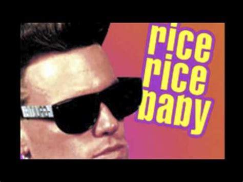 rice rice baby youtube