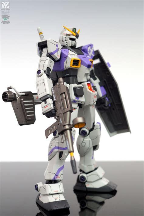 mg  rx    gundam amuro ray custom latest