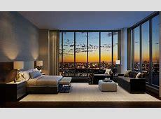 Bedroom suite design, luxury penthouses new york city