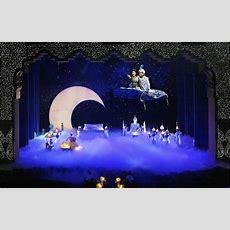 'aladdin' Runs Out Of Wishes As Curtain Falls At Disney California Adventure  La Times