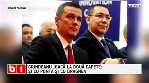 Dosar De Politician Ponta și Constantin Lucrează La