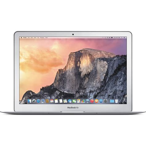 apple 13 3 quot macbook air laptop computer early 2015 b h