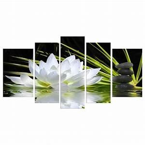 Toile De Verre Pas Cher : tableau toile zen achat vente tableau toile zen pas ~ Dailycaller-alerts.com Idées de Décoration