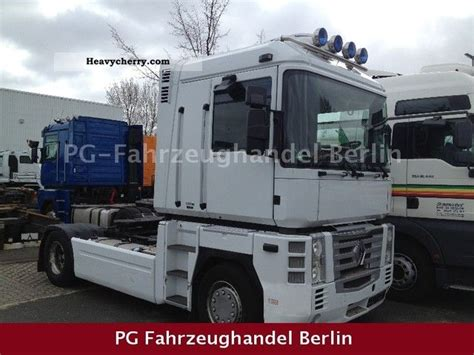 volvo truck tech renault magnum 460 dxi 5 as climate technical volvo