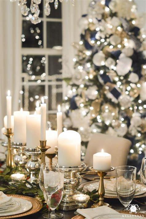 30 Elegant Christmas Table Setting Ideas Christmas