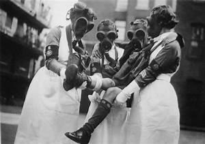 World War 1 Poison Gas Masks