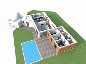 Sweet Home 3d Sans Telechargement : notre projet cuisine sans doute chez armony 46 messages ~ Premium-room.com Idées de Décoration