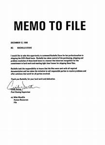 memo to file template botbuzzco With memo to file template