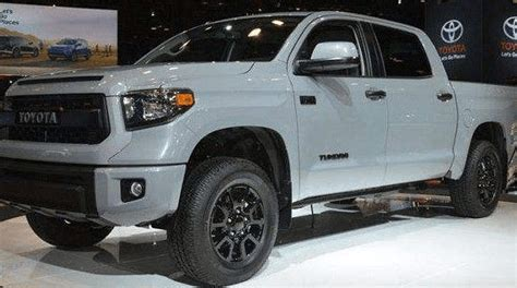 toyota tundra redesign toyota cars review release