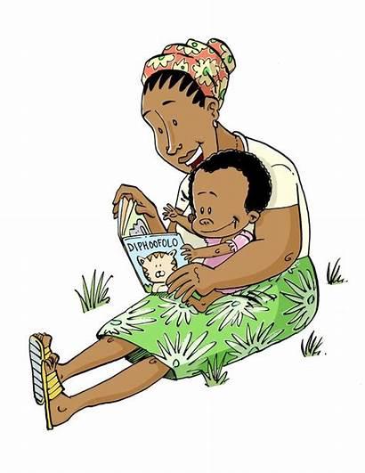 Talking Reading Books Children Mom Read Tips