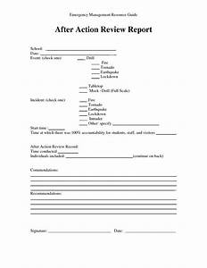 best photos of event after action report template hseep With army after action review template