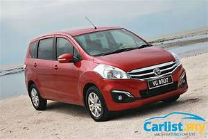 Review  2017 Proton Ertiga 1 4 Executive Manual  U2013 A Fresh