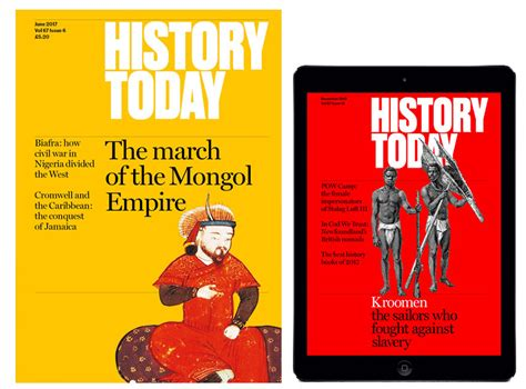 Subscribe to History Today | History Today