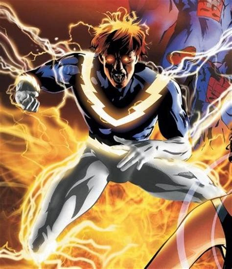 lightning lad character comic vine