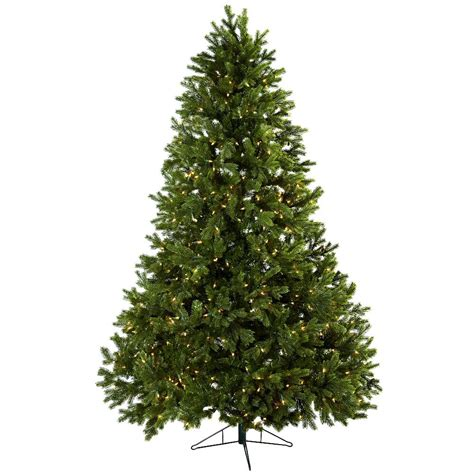 fake tree with lights 7 5 39 royal grand artificial christmas tree with clear