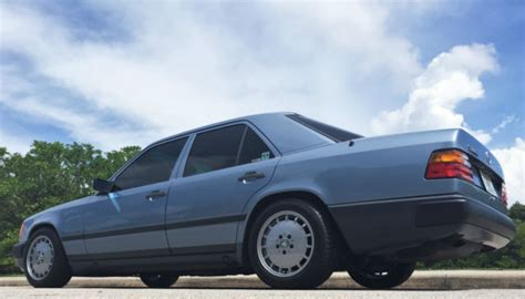 1986 mercedes 300e w124 5 speed manual 190e 16v 500e amg sportline classic mercedes