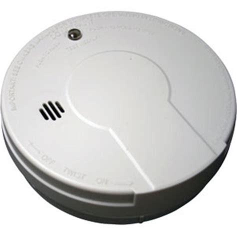 tamper resistant ionization smoke alarm dc home safety
