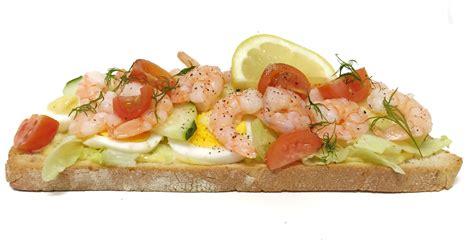cuisine suedoise parisielle cuisine tartine suédoise aux crevettes ou